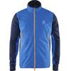 Haglöfs M's Summit Jacket Vibrant Blue/Deep Blue